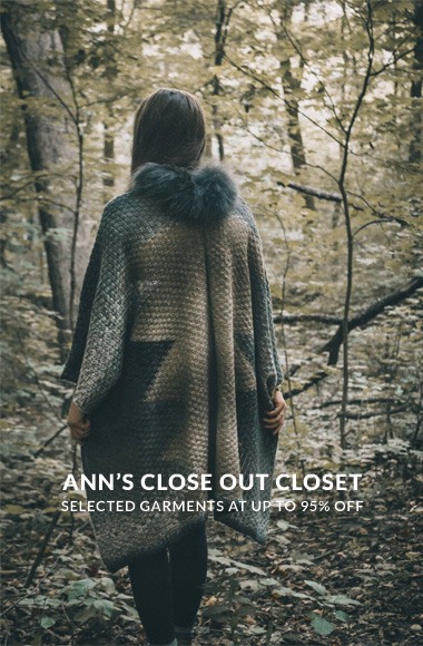 Ann's Close Out Closet