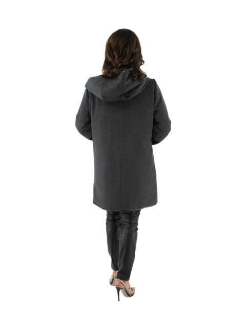 Lambskin Fabric Stroller