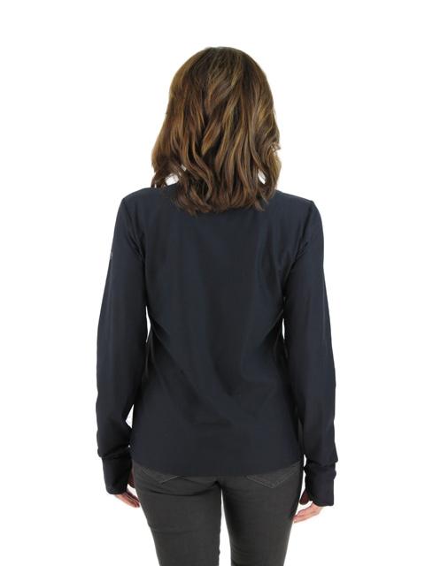Black Fabric Top