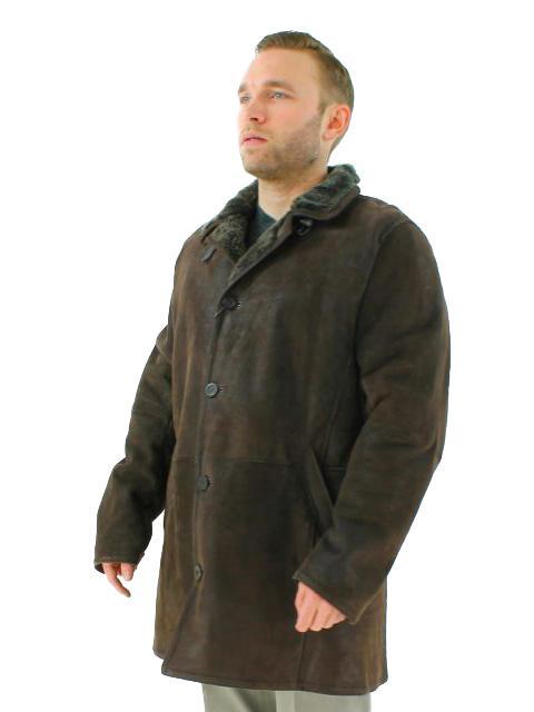 Shearling Lamb Jacket