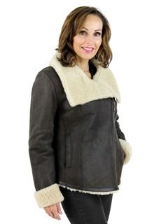 Lorda Shearling Jacket