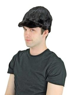 Unisex Brown Mink Fur Baseball Cap