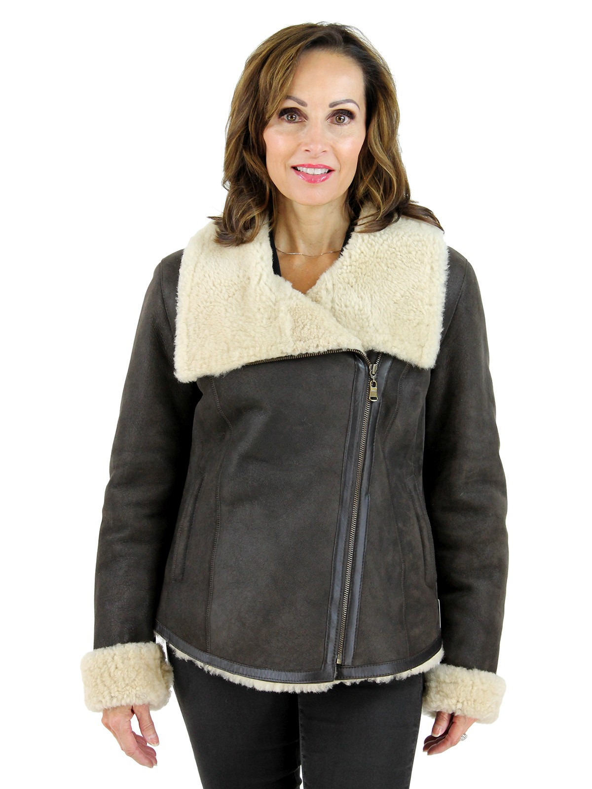 Lorda Shearling Jacket