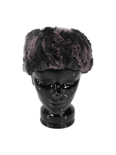 Purple Rabbit Headband