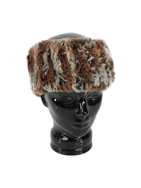 Cognac Rabbit Headband