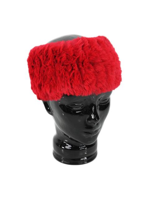 Red Rabbit Headband