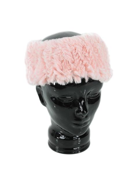 Pink Rabbit Headband
