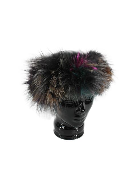 Multicolored Fox Headband