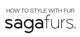 Saga Furs - How To Style With Fur
