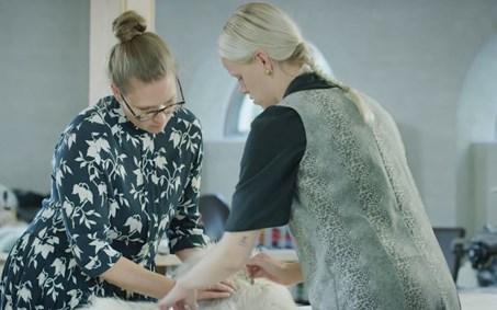Saga Furs Craftsmanship